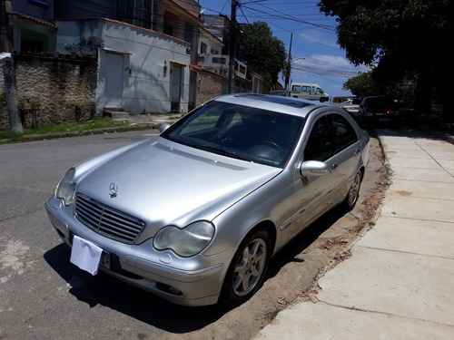 Mercedes-benz Classe C 2001 3.2 4p