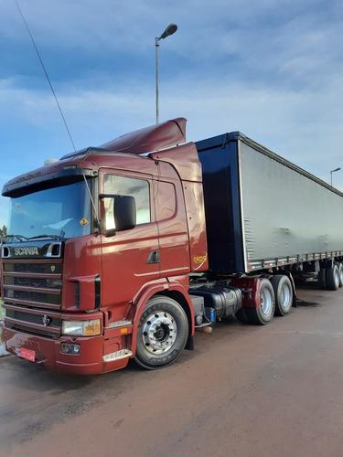 Scania 124 R360