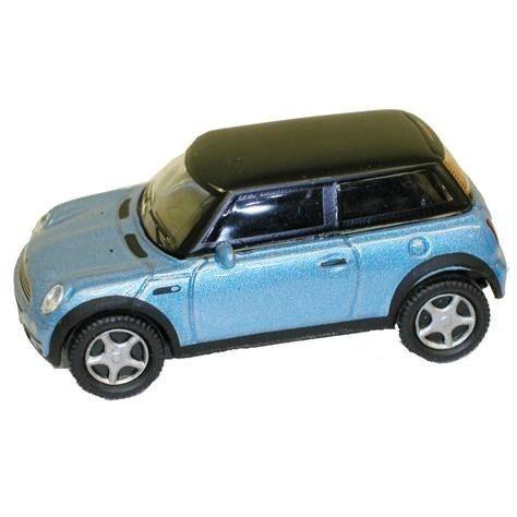 Mini Cooper, 1/87 H0. Model Power. 10 Vrdes