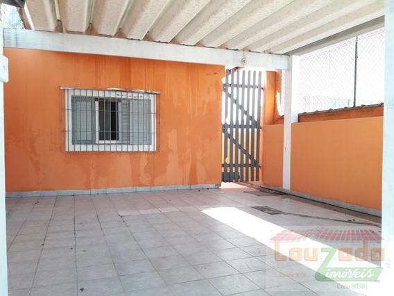 Casa Para Venda Em Peruíbe, Jardim Brasil, 1 Dormitório, 1 Banheiro, 2 Vagas - 2609