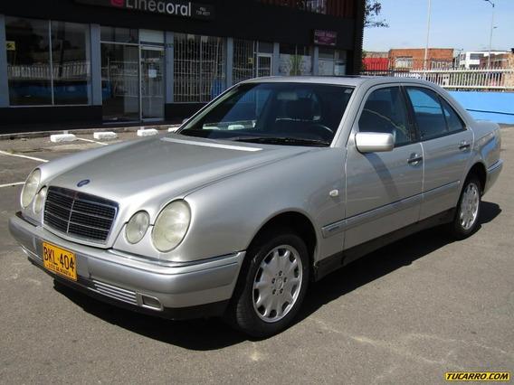 Mercedes Benz Clase E E320