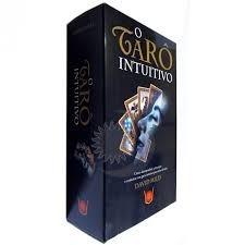 Livro Tarot Intuitivo C/ Arcanos Maiores E Menores 78 Cartas