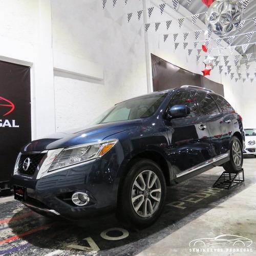 Nissan Pathfinder 2014 3.5 Advance Mt