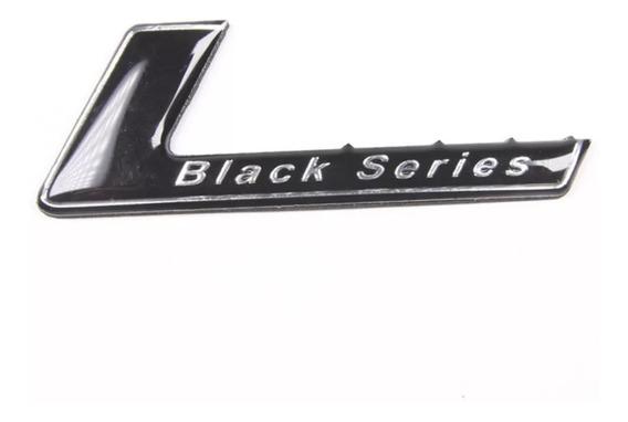 Acessórios Emblema Mercedes Black Series A B C E S Slk Sl