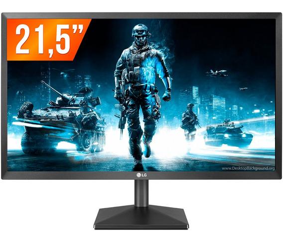 Monitor Led 21,5 LG Full Hd 1 Hdmi Amd Freesync 22mk400h