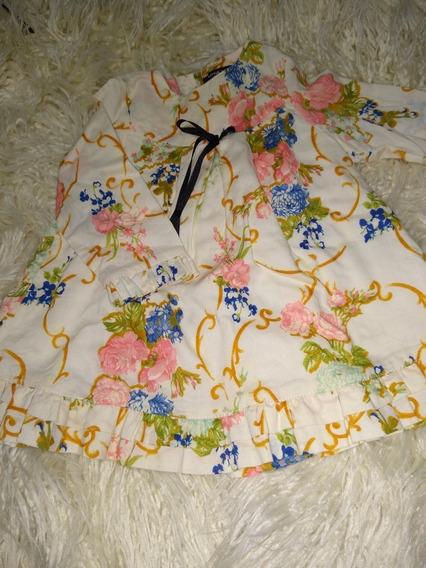 2 Vestidos Beba Tul Bordado Little Akiabara 5 Y 9 Meses