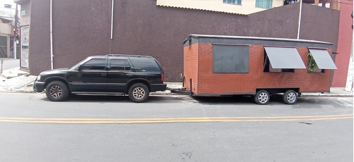 Imagem 1 de 9 de Trailler / Food Truck
