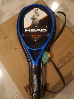 Head Ig S6 Nuevo Modelo Frontenis Con Funda Original A Msi