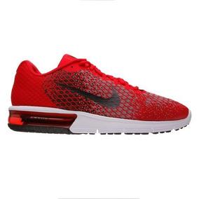 Tênis Nike Air Max Sequent 2 Vermelho
