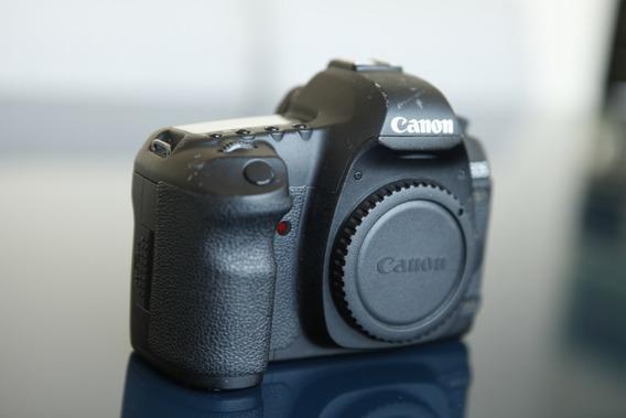 Câmera Canon 5 D Mark Ii - Corpo