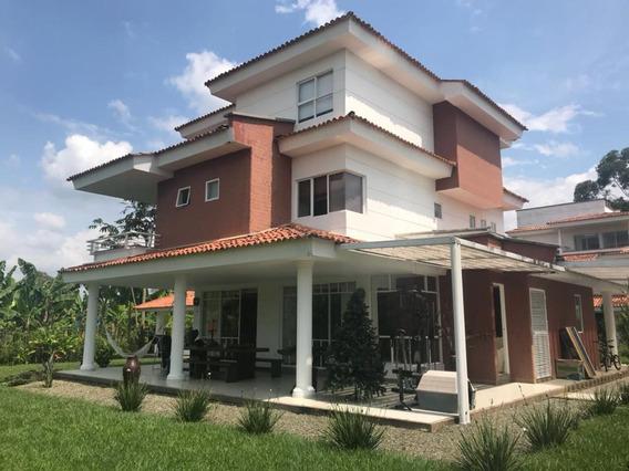 Se Arrienda Casa Campestre Via Parque Del Cafe