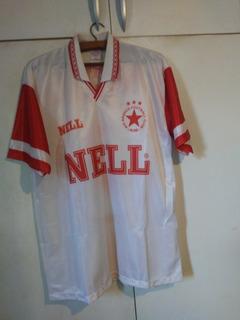 Camisa Rio Branco Ac - Marca Nell - Final Anos 1990 - Rara!