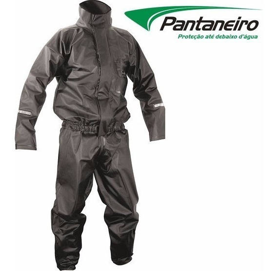 Conjunto Chuva Motoqueiro Pantaneiro