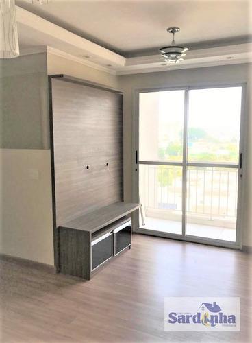 Imagem 1 de 15 de Apartamento Em Vila Pirajussara  -  São Paulo - 2797