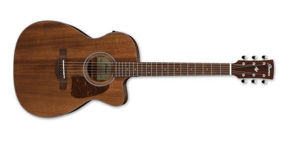 Guitarra Ibanez Electroacústica Avc9ce Tapa Solida Avc 9 Ce