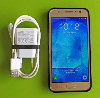 Samsung Galaxy J5 + Carcasa + Salvapantalla + Micro Sd 16 Gb