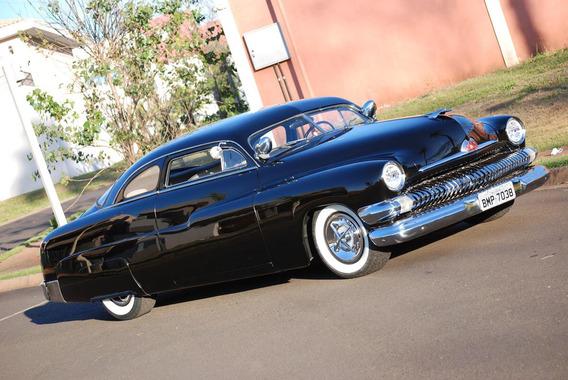 Mercury Coupé 51 Custom Hot Rod
