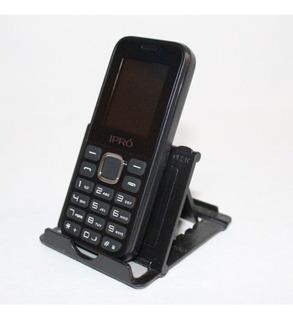 Celular Para Idoso Numeros Grande Dual Chip Rádio Mp3 Camera