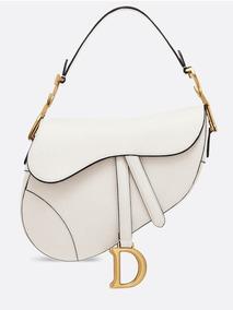 Bolsa Dior Saddle Couro Legítimo Italiana Premium