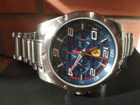 Relógio Scuderia Ferrari Paddock Impecável Na Caixa