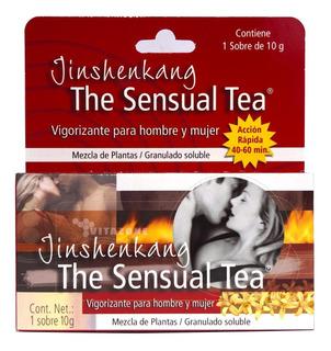 The Sensual Tea 1 Sobre 10 Gr
