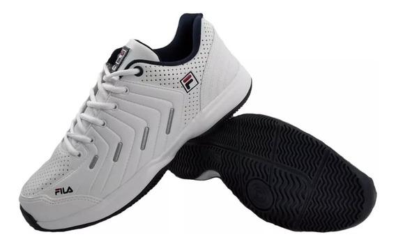 Zapatillas Fila Lugano 5.0 Tenis Hombre 732054 Eezap