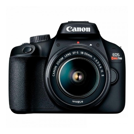 Câmera Digital Profissional Eos Rebel T100 - Canon