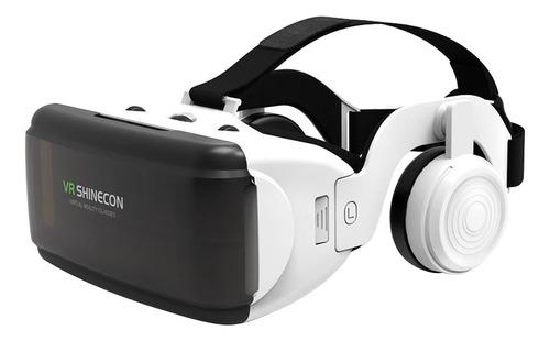 Imagen 1 de 7 de Vr Auricular, Realidad Virtual Auricular, Vr Shinecon Vr