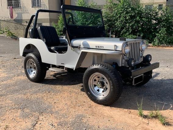Jeep Willys Belo Horizonte Carros Motos E Outros No Mercado Livre Brasil