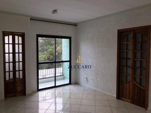 Apartamento Residencial À Venda  E Locação, Vila   Augusta Guarulhos. - Ap8127