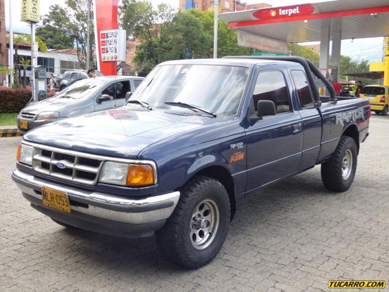 Ford Ranger Ranger Xl Cabina Y Media