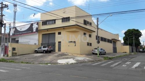 Galpão Á Venda E Para Aluguel Em Jardim São José - Ga008021