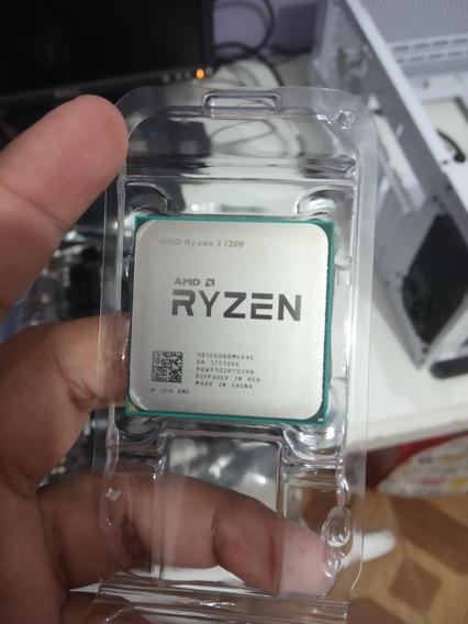 Ryzen 3 1200 Com Cooler