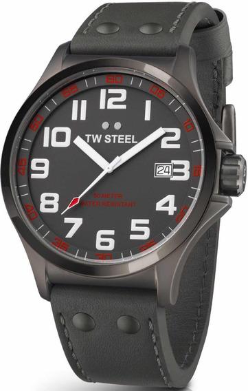 Tw Steel Pilot Black Titanium Revisted