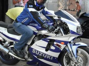 Suzuki Gsx-r 750w W