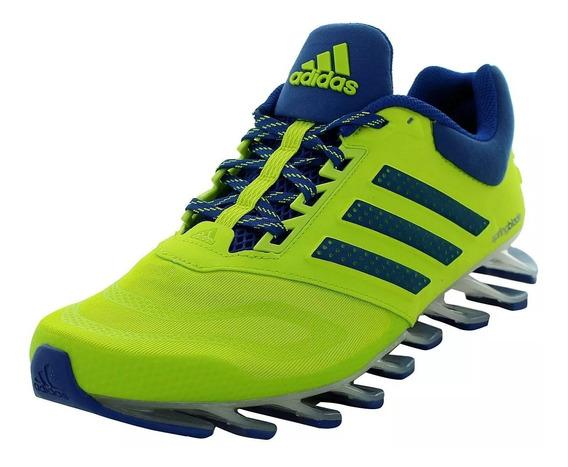 Tenis adidas Springblade Drive 2 Amarillo Hombre