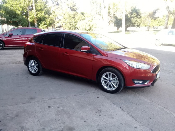 Ford Facus Iii 5p 2.0 N 2018 2600km