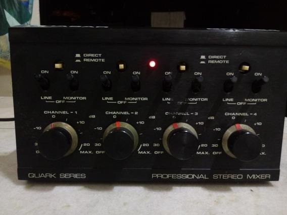 Mixer Quasar Qm-884- Quark Series Professional Mixer