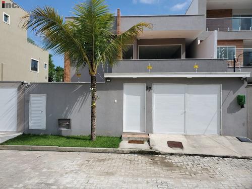 Vargem Grande - Casa Duplex De 3 Suítes Com 200 M²- Condomínio Fechado. - Vargemg.q - 67828842