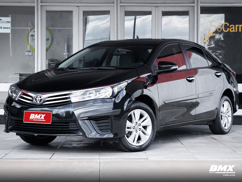 Imagem 1 de 14 de Toyota Corolla 1.8 Gli 16v Flex 4p Automático