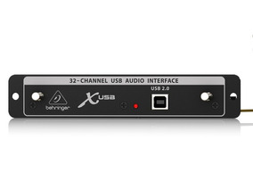 Placa Usb 32-in/32-out Para X32 - Behringer