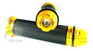Punho Moto Dourada Mod Saturno Kasinski Comet Gt/gtr 250/650