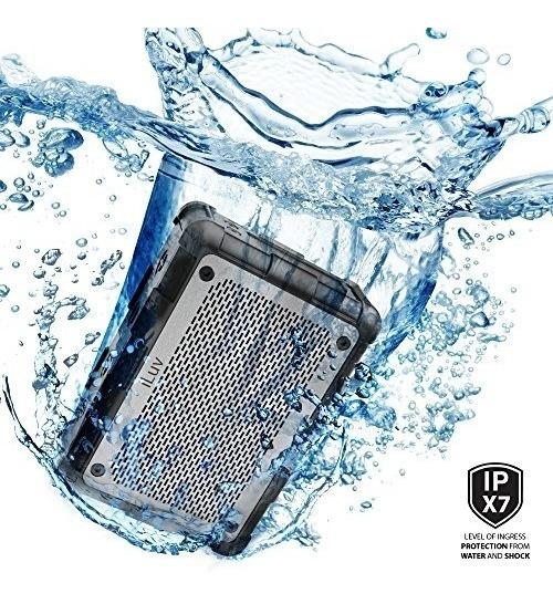 Caixa De Som Bluetooth Iluv Impact Level 2