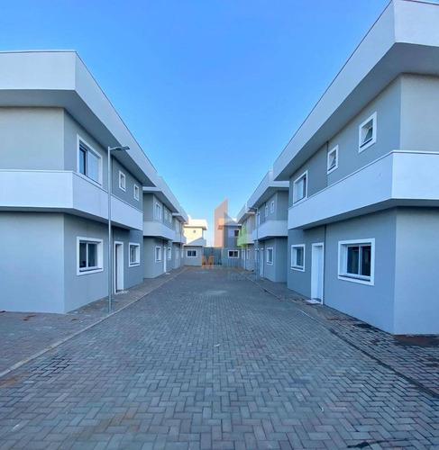 Imagem 1 de 10 de Casa Com 2 Dormitórios À Venda, 72 M² Por R$ 320.000,00 - Parque Gabriel - Hortolândia/sp - Ca0397