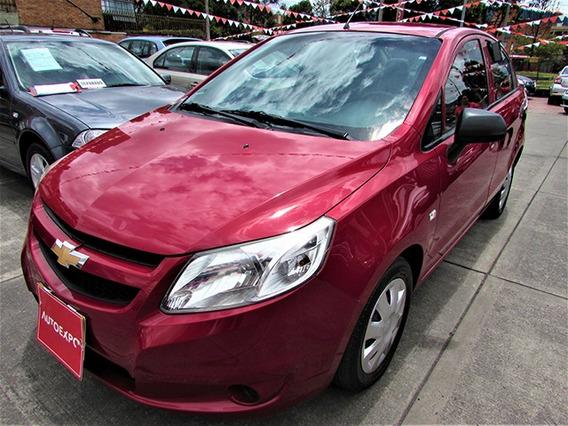 Chevrolet Sail Ls Sedán Mec 1.4 Gasolina