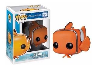 Funko Pop Nemo 73 Buscando A Nemo Baloo Toys