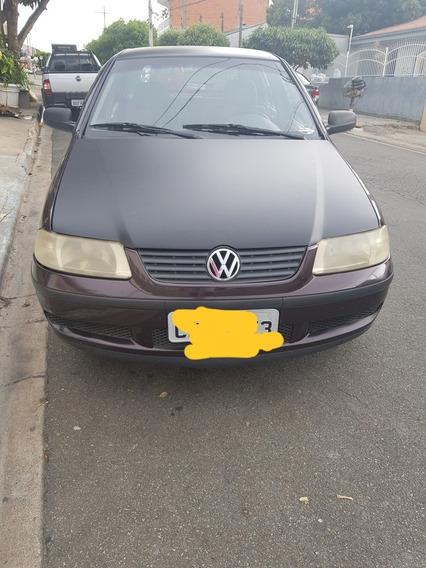 Volkswagen Gol 1.0 16v Turbo 5p 2000