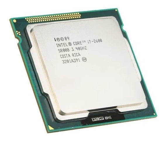 Processador Intel Core I7-2600 3.40 Ghz