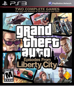 Gta Episodes From Liberty City Ps3 Físico | Playgorila