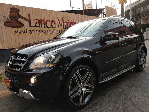 M.benz Ml-63 Amg 6.2 V8 Aut.2011